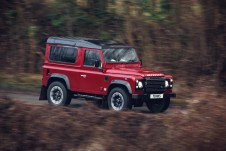 Land Rover Defender Works 2018