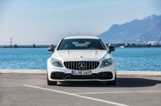 Die neuen Mercedes-AMG C 63 Modelle: Mehr Individualität für das Kraftpaket der C-Klasse The new Mercedes-AMG C 63 models: More individuality for the powerhouse of the C-Class
