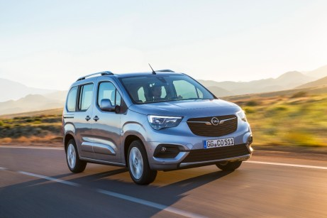 New Opel Combo Life on sale now