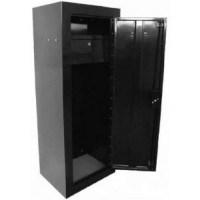 Homak Mfg HS30120140 14-gun First Watch Cabinet - Black