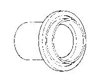 Kent-Moore J39161-A Meritor Output Seal Installer
