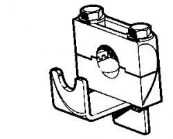 Kent-Moore J41048 Swage Clamp Tool