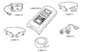 Kent-Moore J-45537-MRR-A Kit, ABS PLC/J1708 Translator