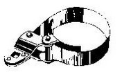 Kent Moore J-24783 Oil Filter Wrench