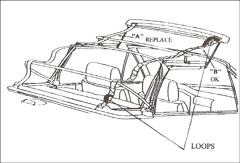 1989 Bmw 325i Convertible Top Parts Diagram, 1989, Free