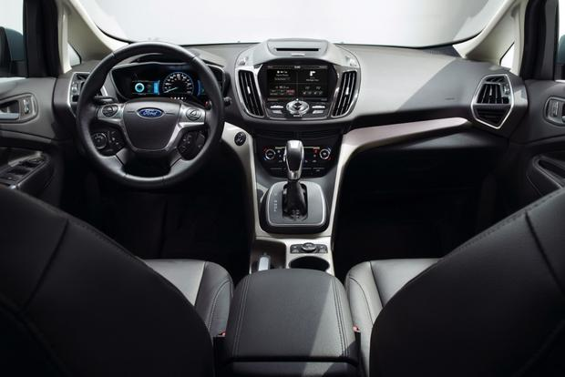 2013 Ford C Max Hybrid New Car Review Autotrader