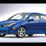 The Forgotten Ford Focus Svt Was The Original Sporty Ford Focus Autotrader