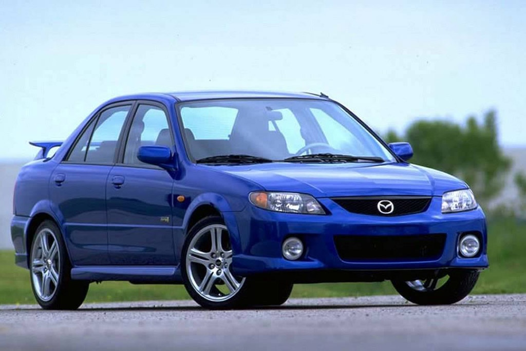 The Mazda MP3 Was the Only Car Named After a Music File - Autotrader