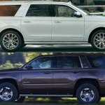 2019 Ford Expedition Vs 2019 Chevrolet Tahoe Which Is Better Autotrader