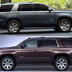 2020 Chevrolet Tahoe Vs 2020 Gmc Yukon What S The Difference Autotrader