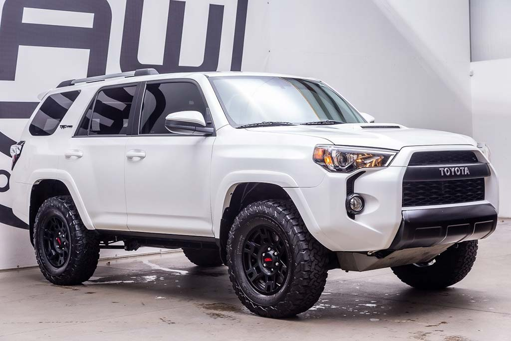 Use our search to find it. 5 Great Used Toyota Trd Pro Trucks And Suvs For Sale On Autotrader Autotrader