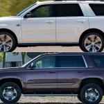 2020 Ford Expedition Vs 2020 Chevrolet Tahoe Which Is Better Autotrader