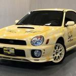 Autotrader Find Tennis Themed 2002 Subaru Impreza Wrx Autotrader