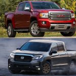 2021 Gmc Canyon Vs 2021 Honda Ridgeline Which Is Better Autotrader
