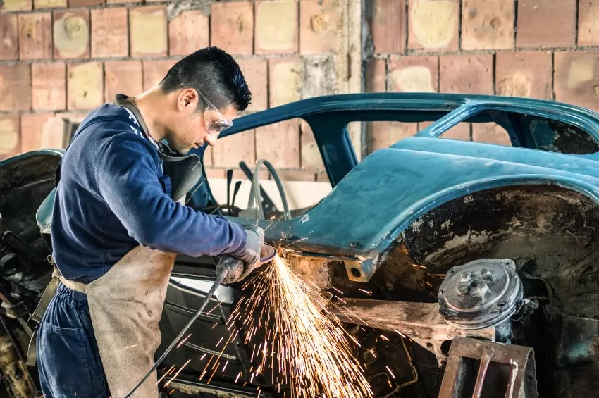 A Basic Guide To Shop Safety For Car Repair Experts