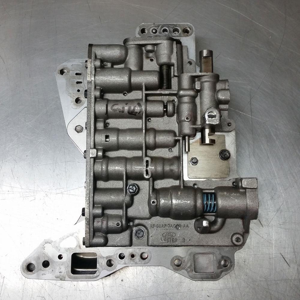 medium resolution of atd ford c6 reverse manual valvebody image