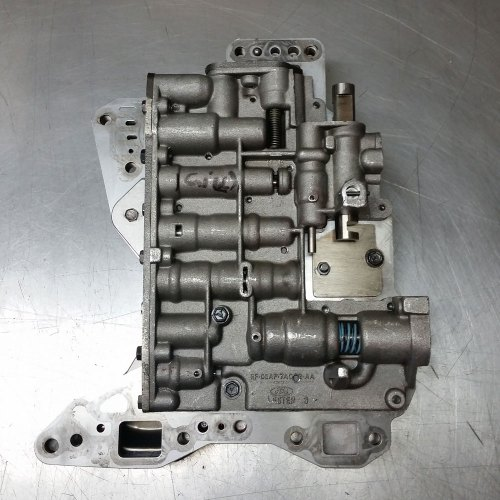 small resolution of atd ford c6 reverse manual valvebody image