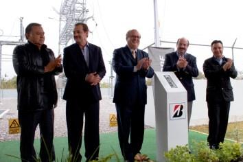 Nueva Subestación Eléctrica de Alta tensión en la Planta de Bridgestone