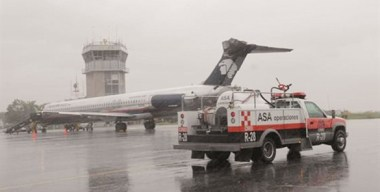 ASA cierra el año con la mejor venta de combustibles para avión