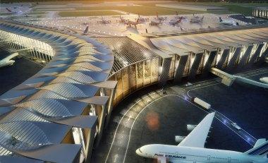 NAICM uno de los tres aeropuertos más grandes del mundo