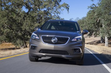 Buick Envision estará disponible en el mercado mexicano