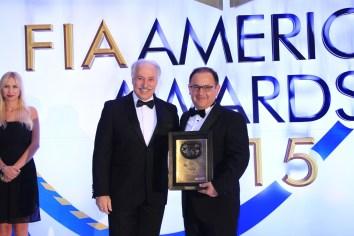 Fórmula 1 Gran Premio de México es reconocido por FIA Americas
