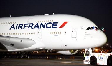 Arribo de Airbus A380 da mayor conectividad a México: SCT