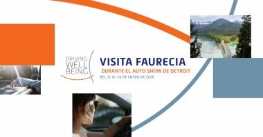 Faurecia muestra tecnologías innovadoras para promover movilidad sustentable y mejorar la vida a bordo