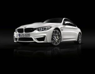Amplifican la personalidad deportiva del BMW M3 y BMW M4