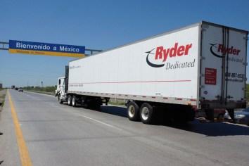 Ryder otorga reconocimientos a empresas transportistas mexicanas