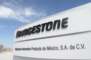 Pone en marcha planta Bridgestone Automotive en Apaseo el Grande