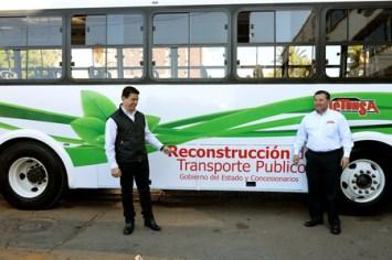 Hermosillo inicia periodo de prueba de unidad de transporte a gas natural