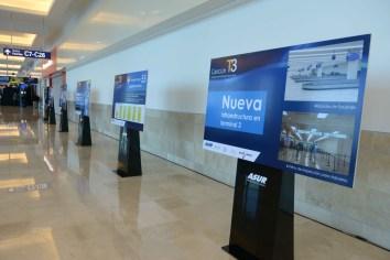 Inauguran ampliación y remodelación de la Terminal 3 del Aeropuerto Internacional de Cancún