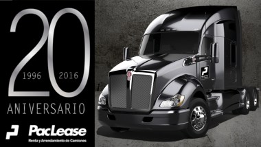 PacLease cumple 20 años de operaciones en México