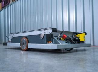 BMW introduce robots autónomos en la Logística de Suministro