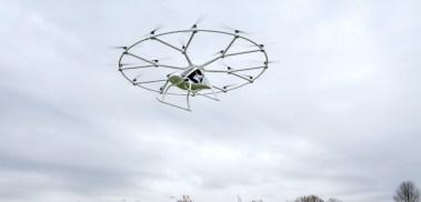 Conoce al Volocopter tripulado