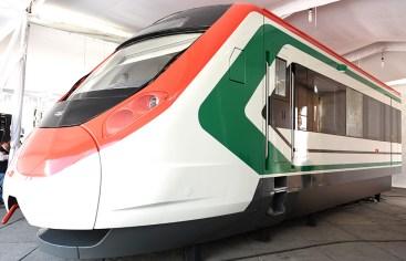 Presentan avances del Tren Interurbano México-Toluca