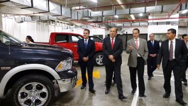 Avanza producción de FCA en Coahuila