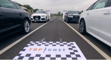 Audi pone a prueba a los participantes de Top Chef México