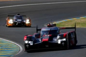 Audi logra posición en carrera Le Mans