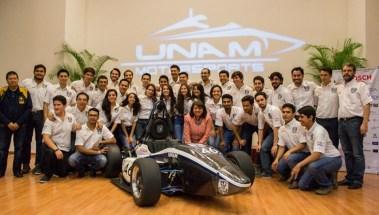 FCA apoya a ingenieros de la UNAM