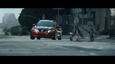 Nissan Altima 2017, equipado con la mayor seguridad