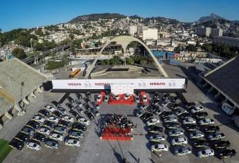 Nissan, presente en los Juegos Olímpicos de Río de Janeiro