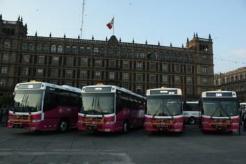 Son entregadas nuevas unidades de Servicio Atenea por parte de DINA Camiones