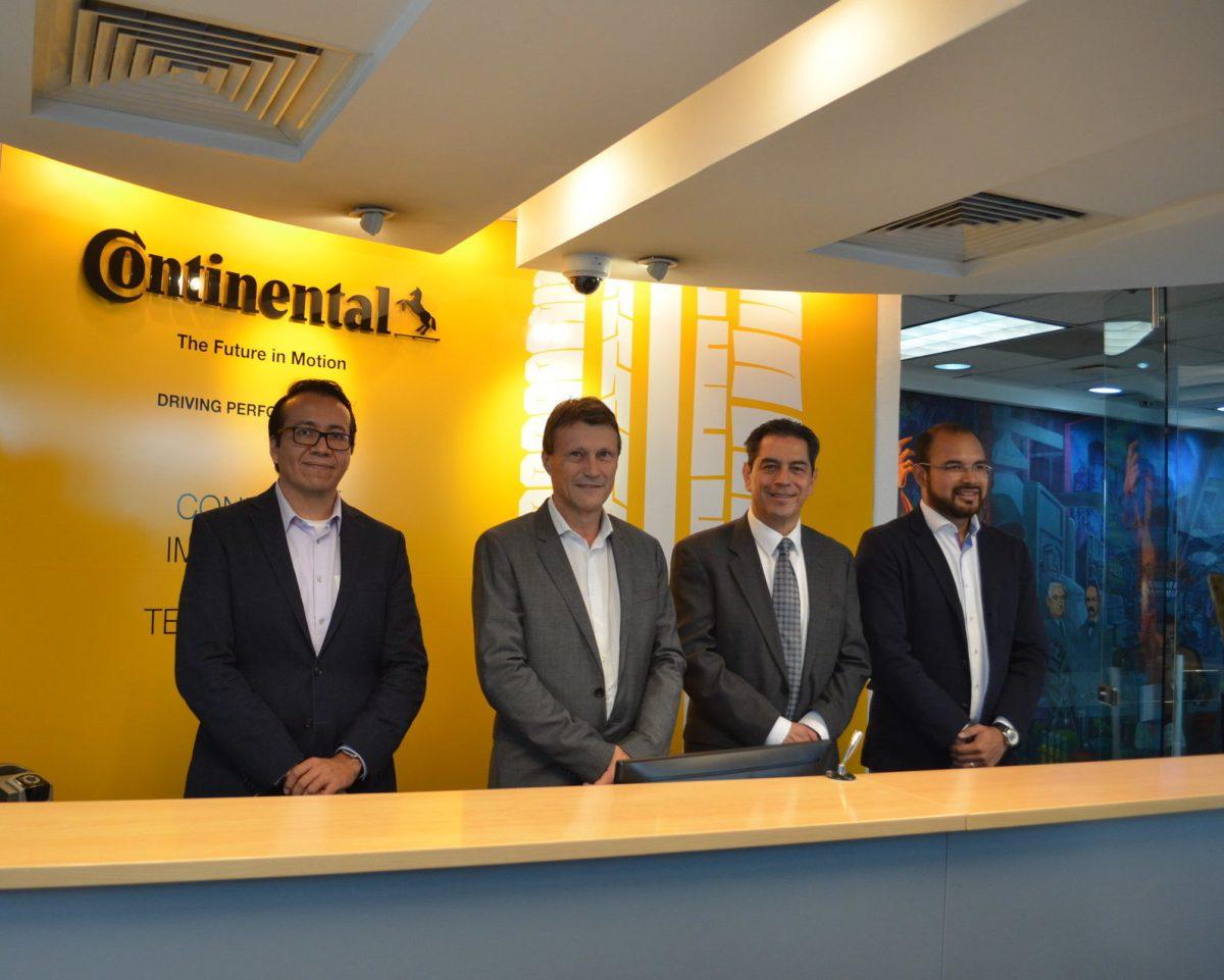 Continental desarrolla tecnologías para movilidad segura