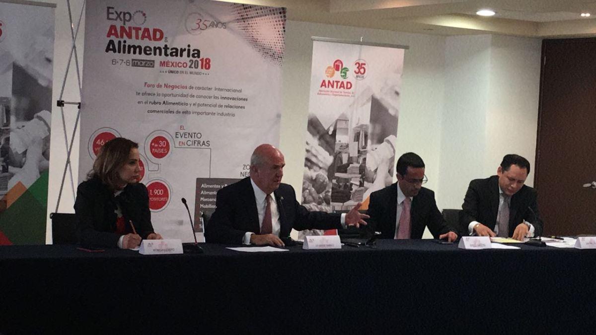 Industria de tiendas departamentales crece al cierre de 2017: ANTAD