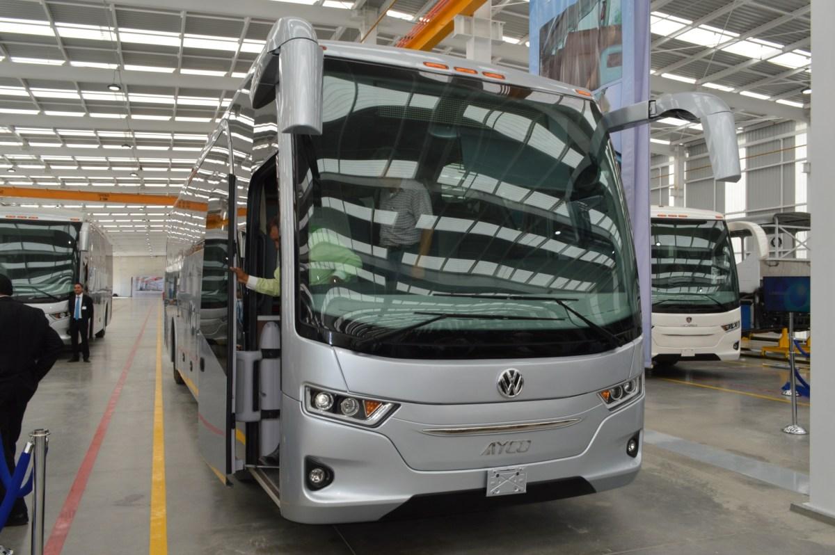 AYCO ya es una realidad en carrocerías para buses foráneos