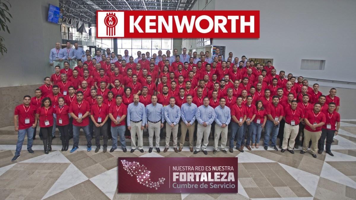 Kenworth Mexicana celebra su primera Cumbre de Servicio