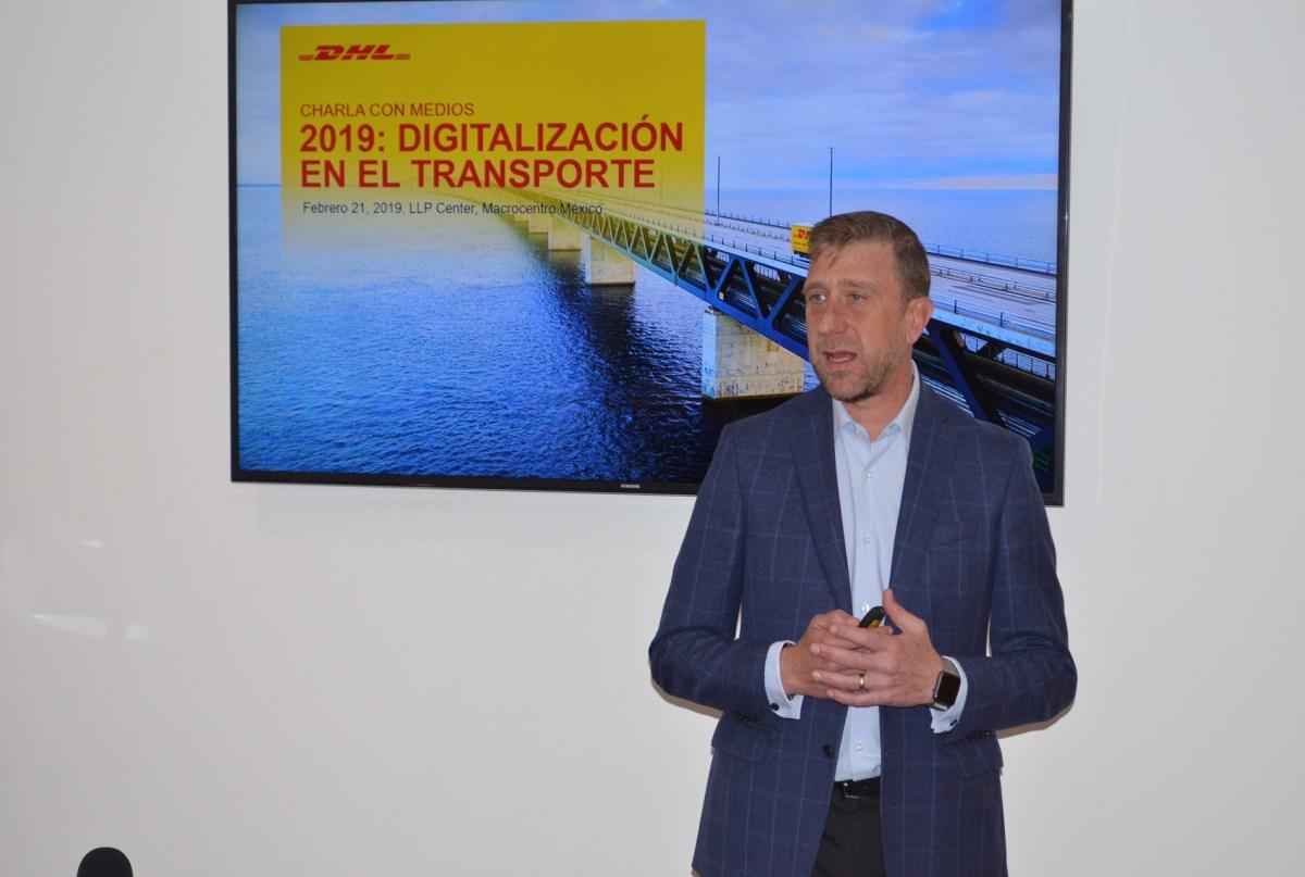 DHL Supply Chain se apoya en la automatización y visibilidad total