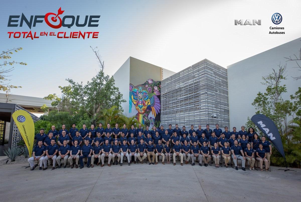 Enfoque al cliente, fundamental para MAN Truck & Bus México